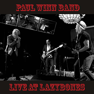 CD/DVD - Live at Lazybones